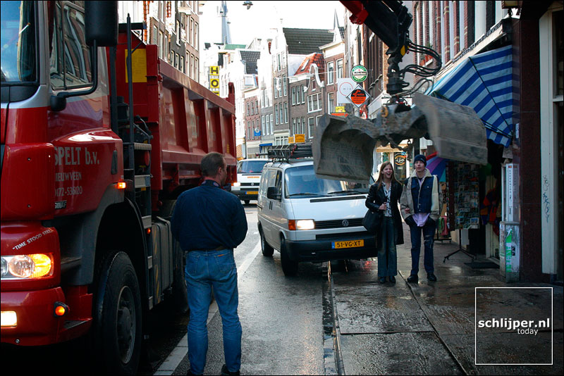Nederland, Amsterdam, 4 februari 2003