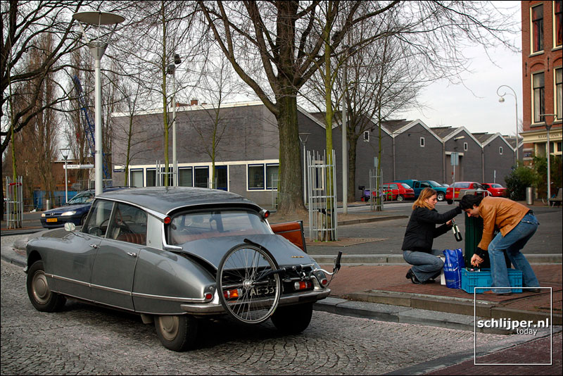Nederland, Amsterdam, 6 februari 2003