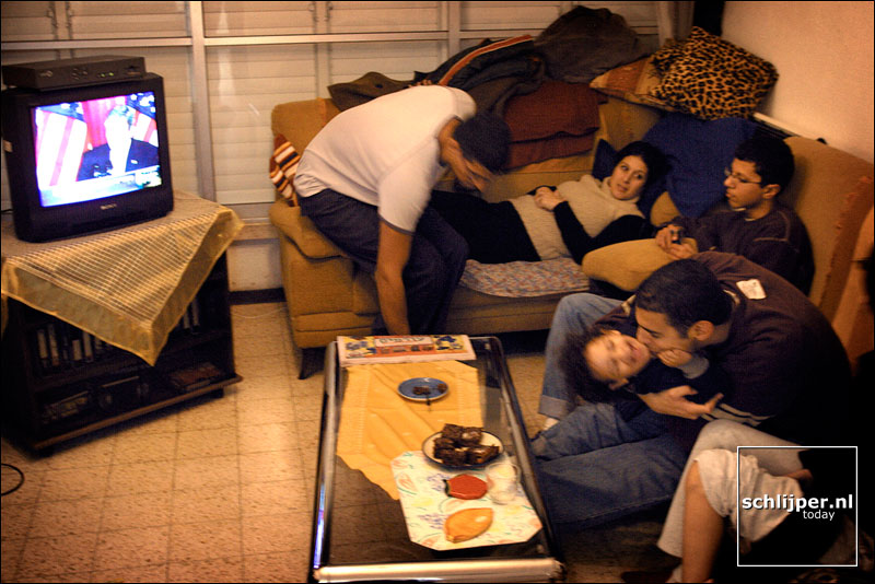 Israel, Rishon LeZiyyon, 14 februari 2003