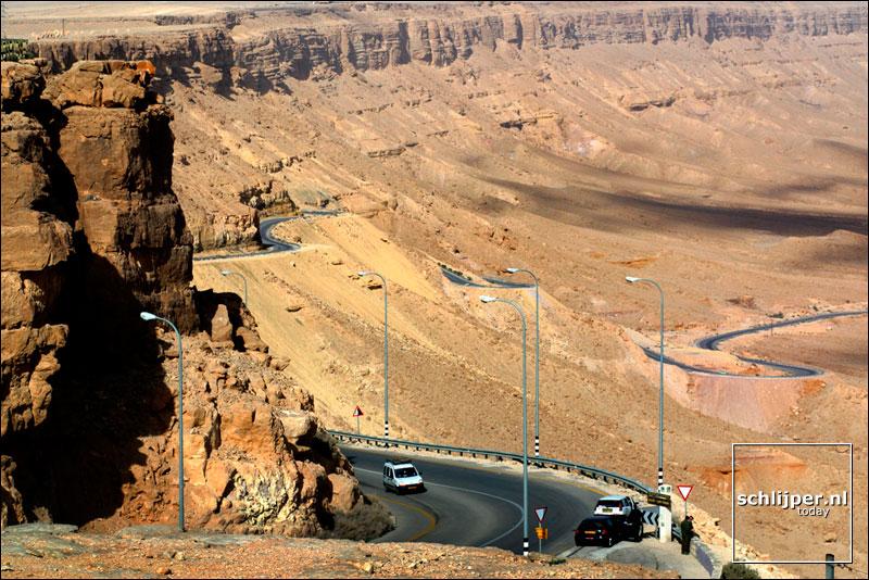 Israel, Negev Mountain, 19 februari 2003