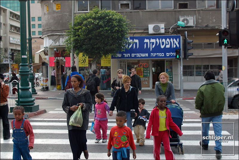 Israel, Rishon LeZiyyon, 23 februari 2003