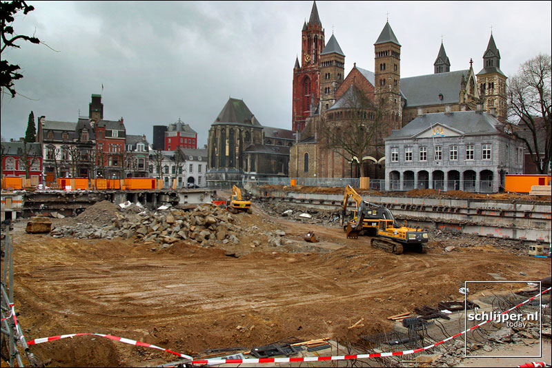 Nederland, Maastricht, 2 maart 2003