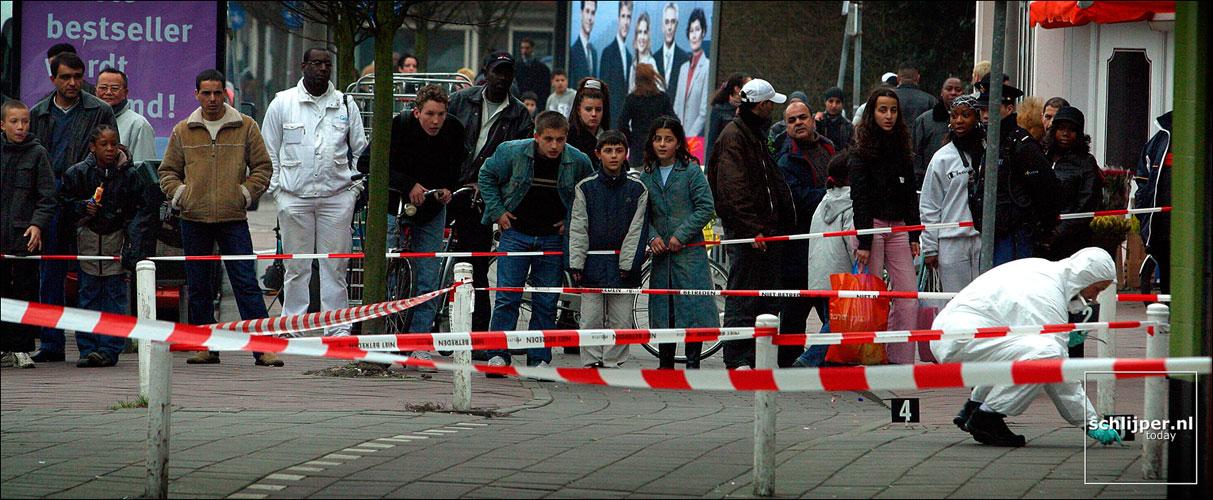 Nederland, Amsterdam, 5 maart 2003