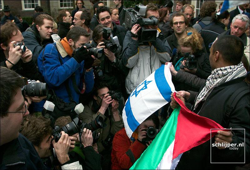 Nederland, Amsterdam, 7 maart 2003