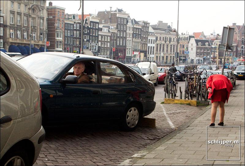 Nederland, Amsterdam, 25 maart 2003