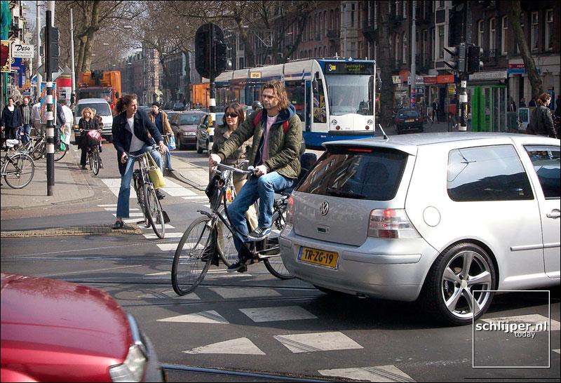 Nederland, Amsterdam, 28 maart 2003
