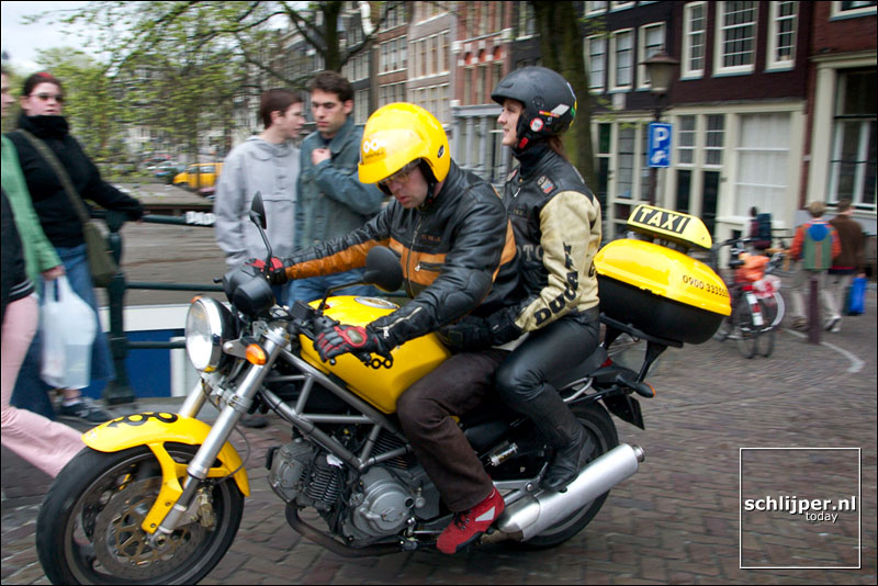 Nederland, Amsterdam, 5 april 2003