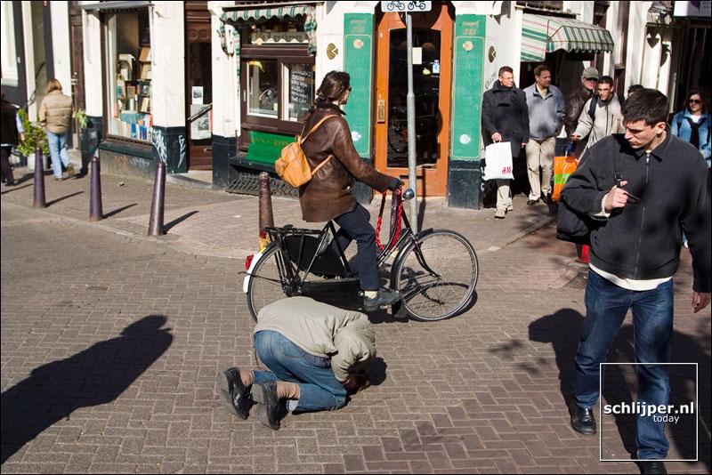 Nederland, Amsterdam, 6 april 2003