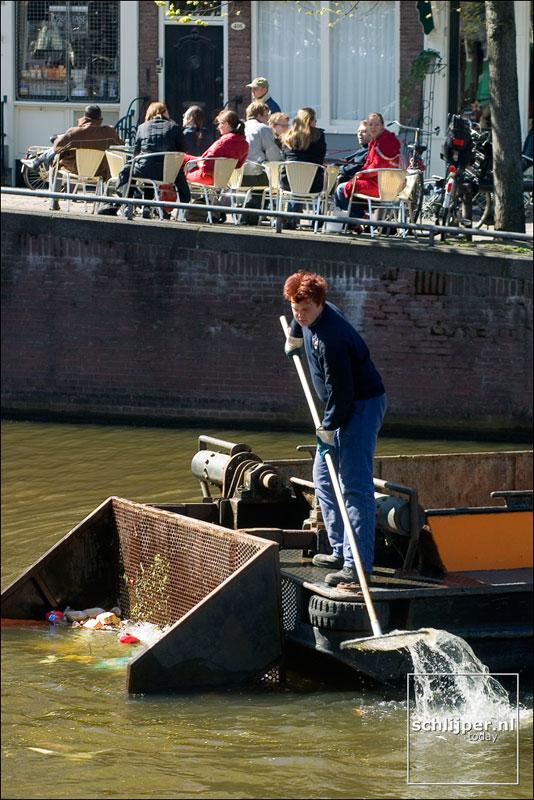 Nederland, Amsterdam, 7 april 2003