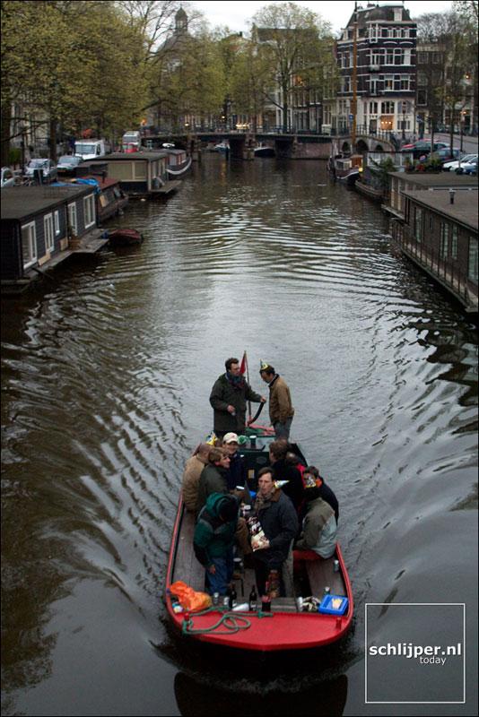 Nederland, Amsterdam, 8 april 2003