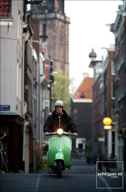 Nederland, Amsterdam, 17 april 2003