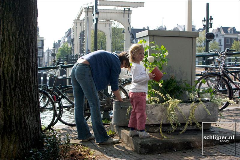 Nederland, Amsterdam, 23 april 2003