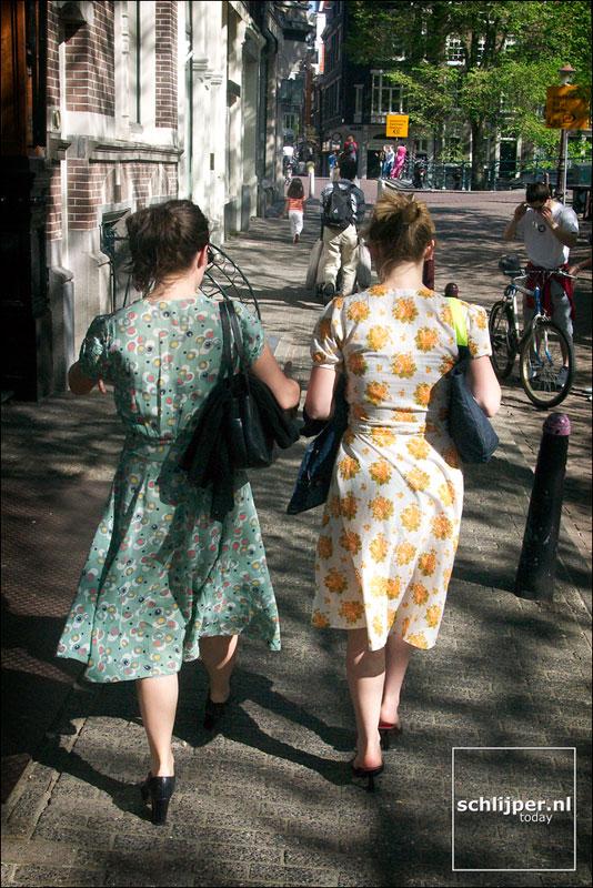 Nederland, Amsterdam, 4 mei 2003