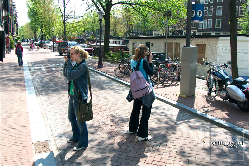 Nederland, Amsterdam, 11 mei 2003