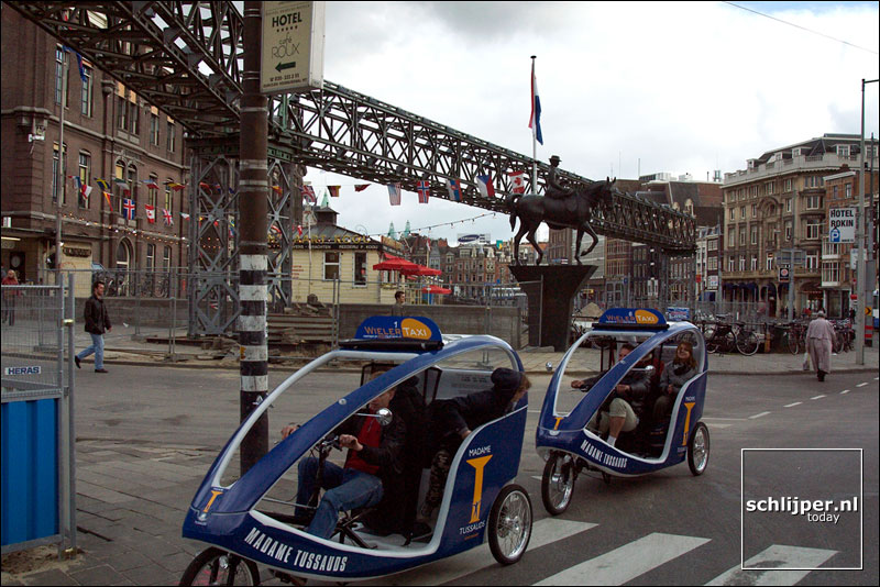 Nederland, Amsterdam, 14 mei 2003