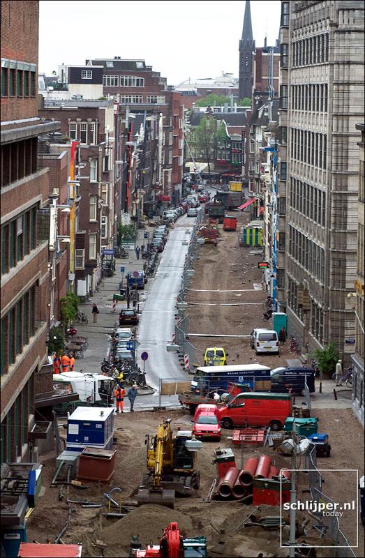 Nederland, Amsterdam, 21 mei 2003