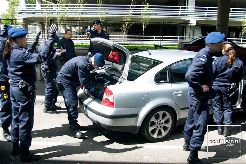 Nederland, Schiphol, 21 mei 2003