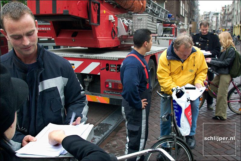 Nederland, Amsterdam, 25 mei 2003