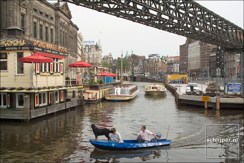 Nederland, Amsterdam, 27 mei 2003