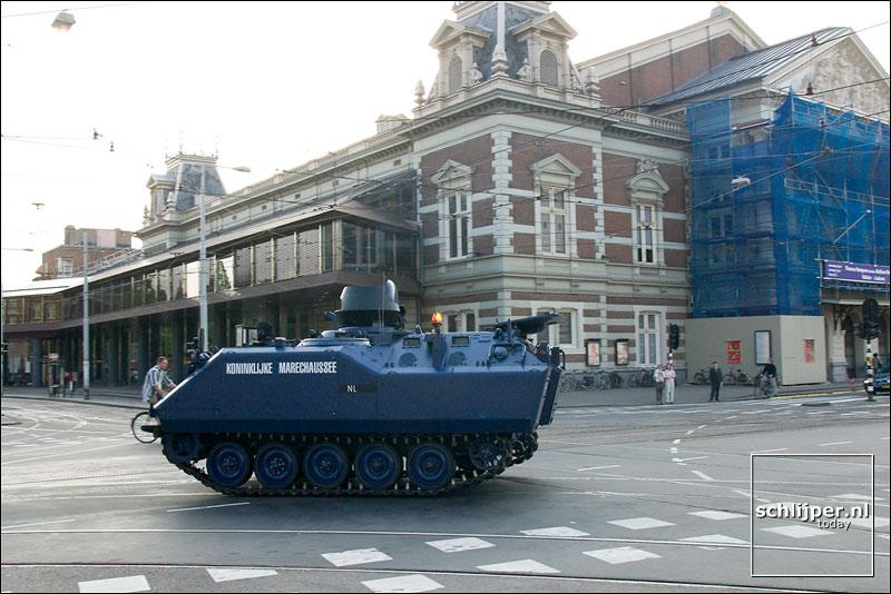 Nederland, Amsterdam, 30 mei 2003