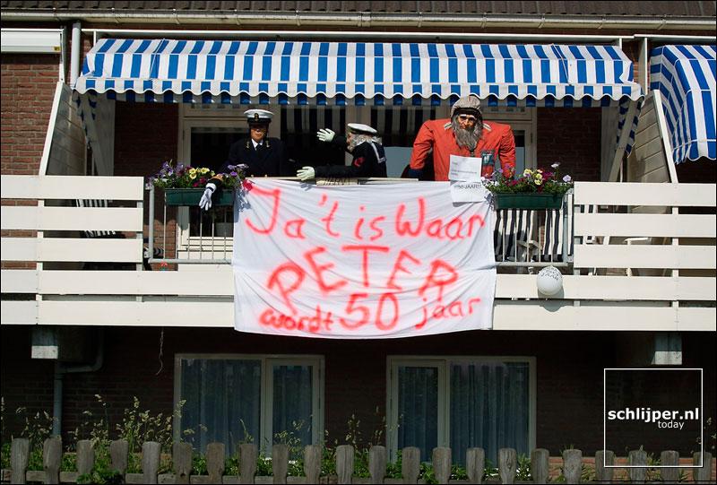 Nederland, Egmond aan Zee, 31 mei 2003