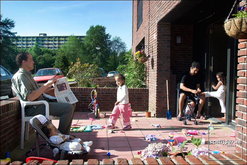Nederland, Amsterdam, 5 juni 2003
