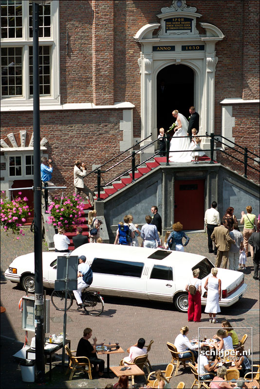 Nederland, Haarlem, 6 juni 2003
