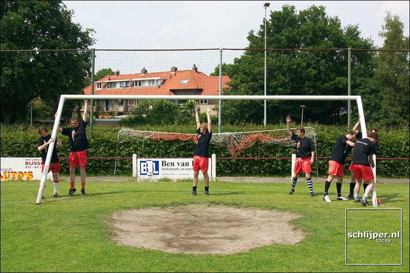 Nederland, Naarden, 7 juni 2003