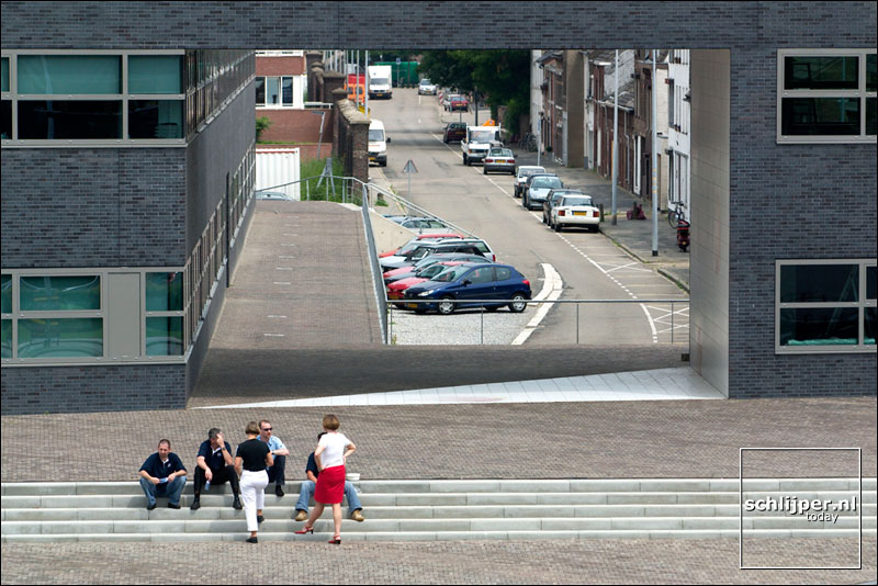Nederland, Maastricht, 10 juni 2003