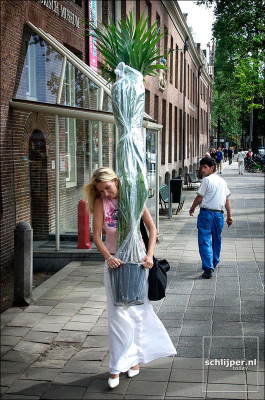 Nederland, Amsterdam 11 juni 2003