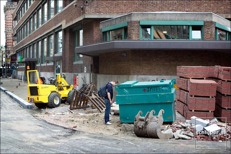Nederland, Amsterdam 12 juni 2003