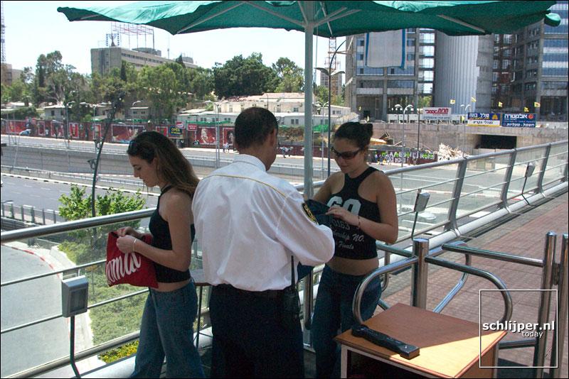 Israel, Tel Aviv, 20 juni 2003