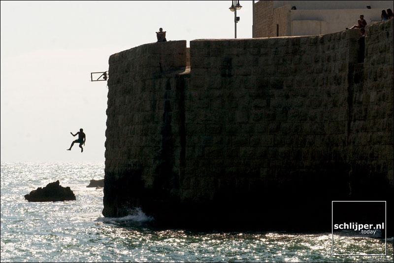 Israel, Acre, 21 juni 2003