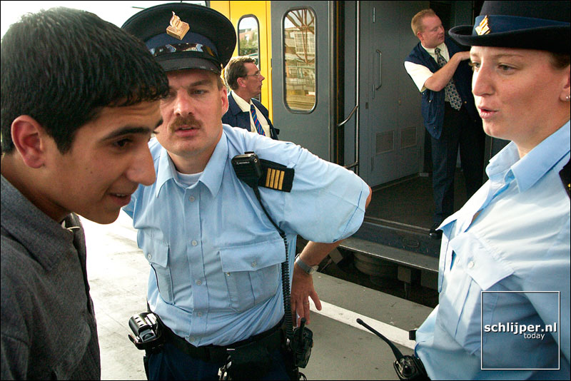 Nederland, Almere, 27 juni 2003