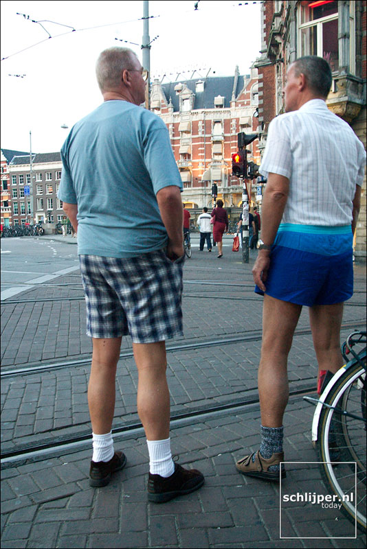 Nederland, Amsterdam, 28 juni 2003