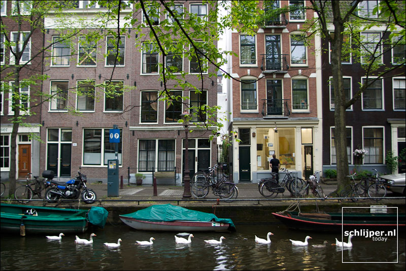 Nederland, Amsterdam, 30 juni 2003