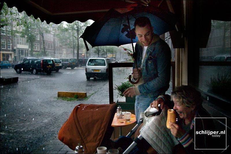 Nederland, Amsterdam, 1 juli 2003