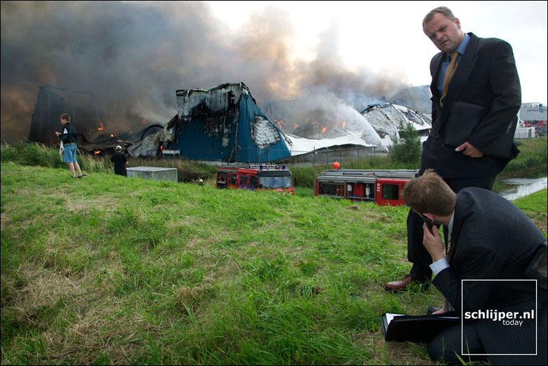 Nederland, Zaandam, 3 juli 2003