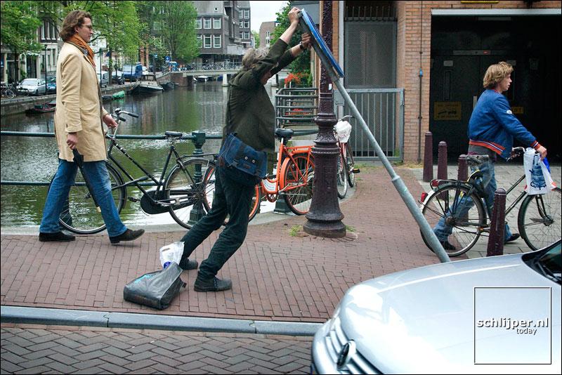 Nederland, Amsterdam, 4 juli 2003