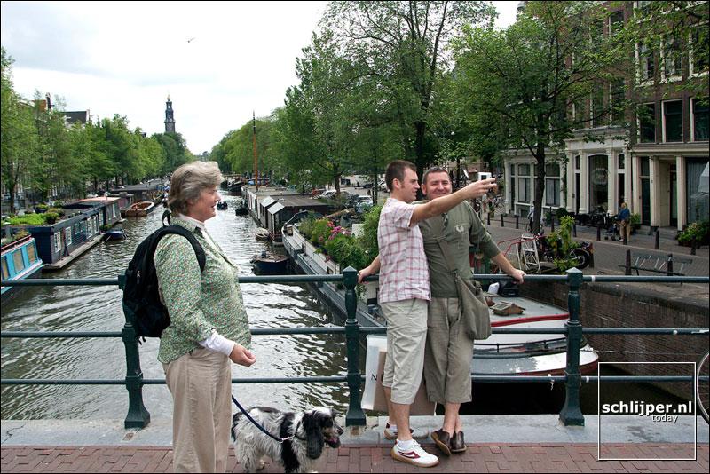 Nederland, Amsterdam, 6 juli 2003