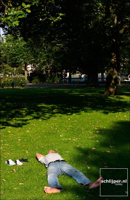 Nederland, Amsterdam, 19 juli 2003