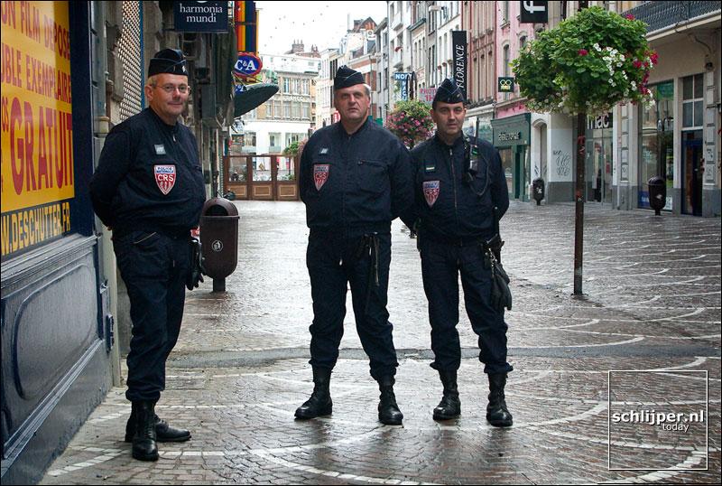 Frankrijk, Lille, 25 juli 2003