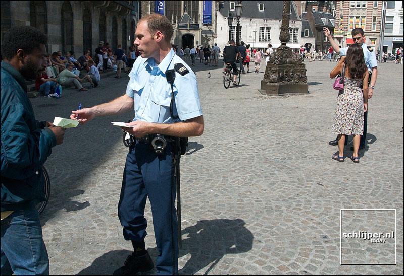 Nederland, Amsterdam, 2 augustus 2003
