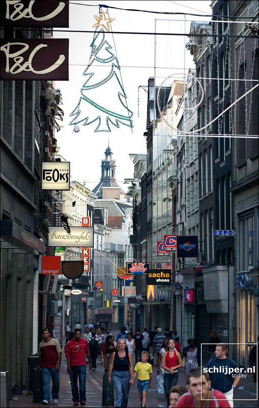 Nederland, Amsterdam, 8 augustus 2003