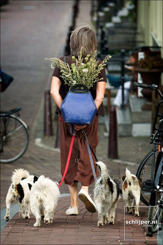 Nederland, Amsterdam, 11 augustus 2003