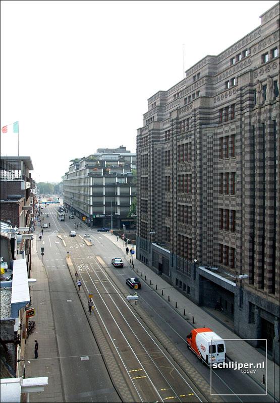 Nederland, Amsterdam, 13 augustus 2003