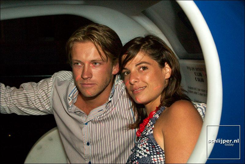 Nederland, Amsterdam, 14 augustus 2003