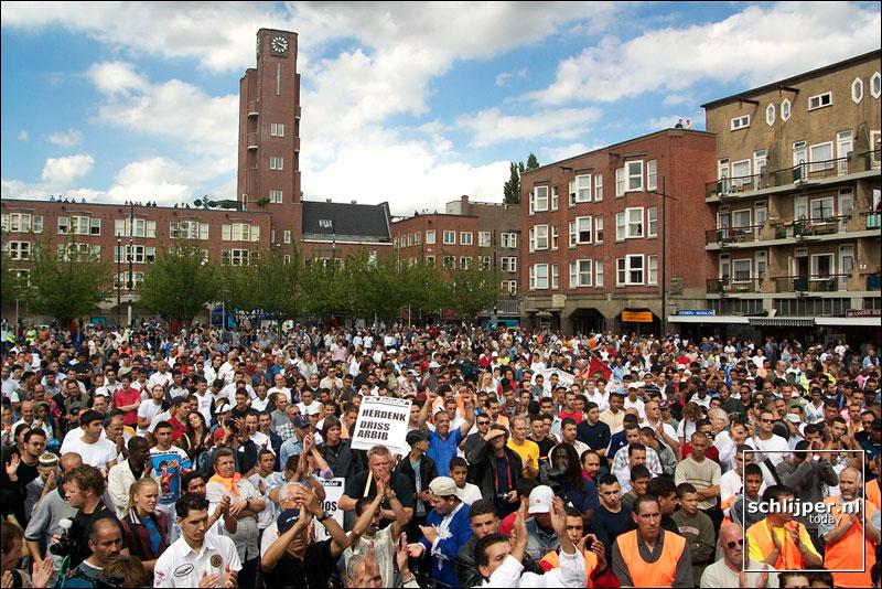 Nederland, Amsterdam, 16 augustus 2003