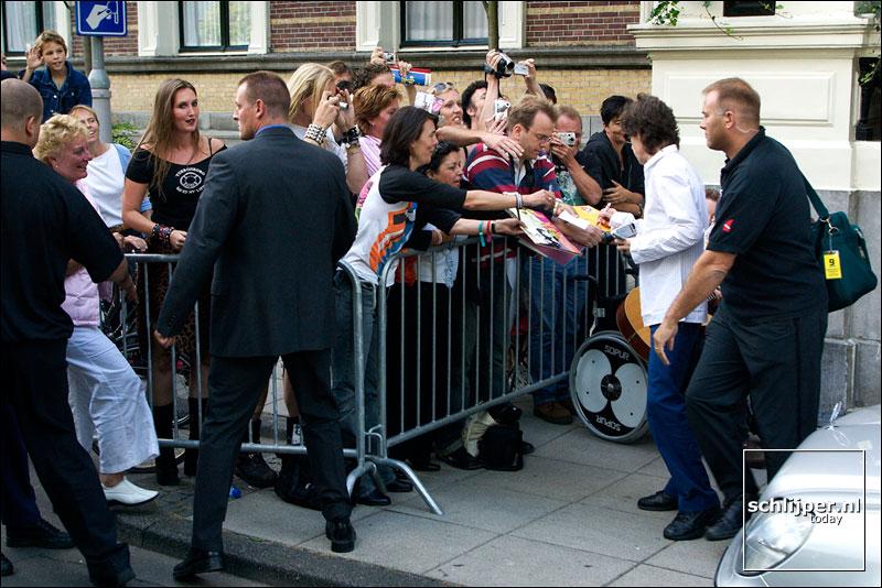 Nederland, Amsterdam, 19 augustus 2003