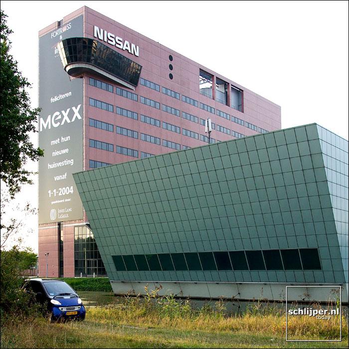 Nederland, Amsterdam, 5 september 2003